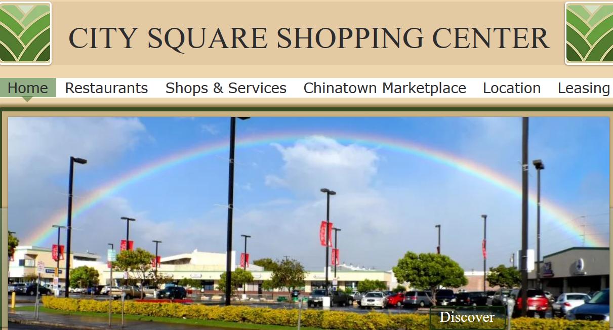 website design, website develop, City Square, Colleen Kudo, Hawaii, Family Shopping Center